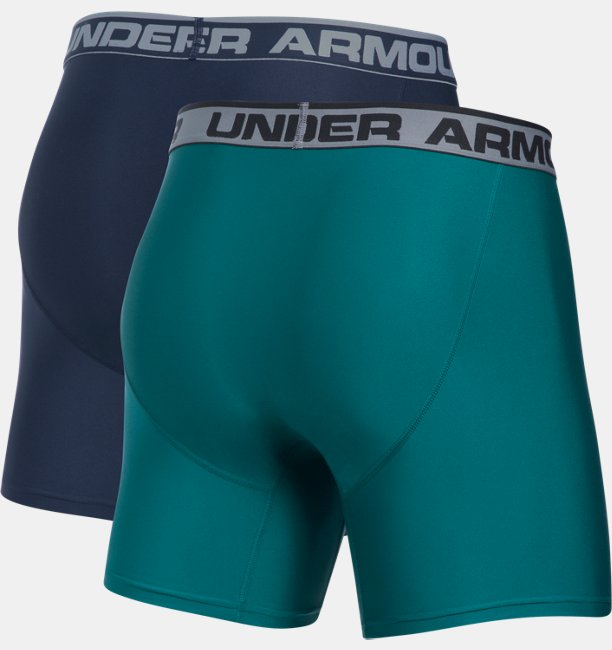 Paquete de 2 Boxerjock® UA Original Series 6 (15 cm) para Hombre
