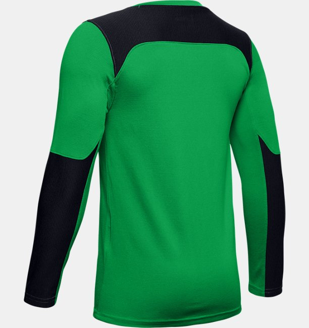 Kids UA Threadborne Wall Goalkeeper Jersey