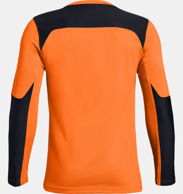 Kids UA Threadborne Wall Goalkeeper Jersey
