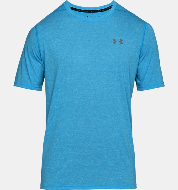 Camiseta de Treino Masculina Under Armour Threadborne Siro