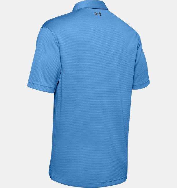 Erkek UA Tech Polo Tişört