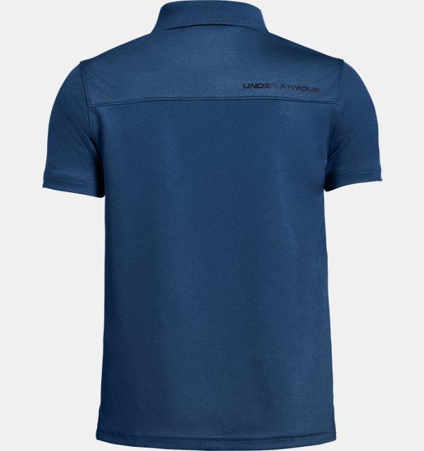 Erkek Çocuk UA Performance Polo Tişört