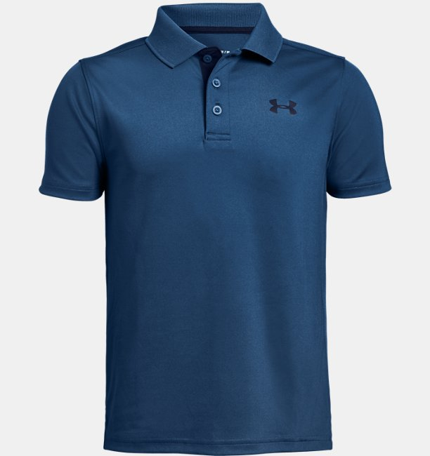 Playera Polo UA Performance para Niño  ee922f86a3e86