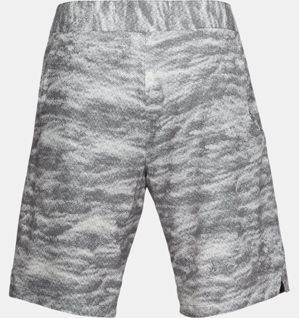 Mens UA Stretch Printed Boardshorts