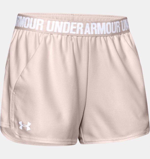Womens UA Play Up 2.0 Shorts