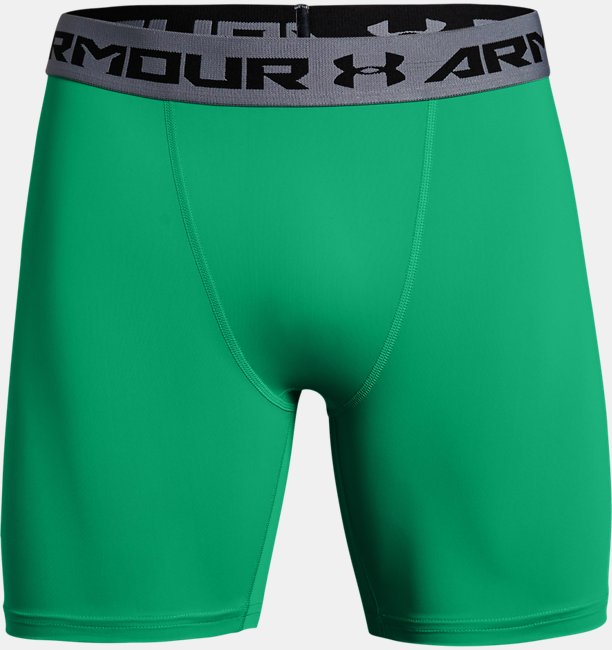 Mens UA Turfgear Compression 6 Shorts