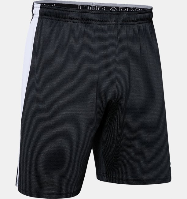 Mens UA Microthread Match Shorts