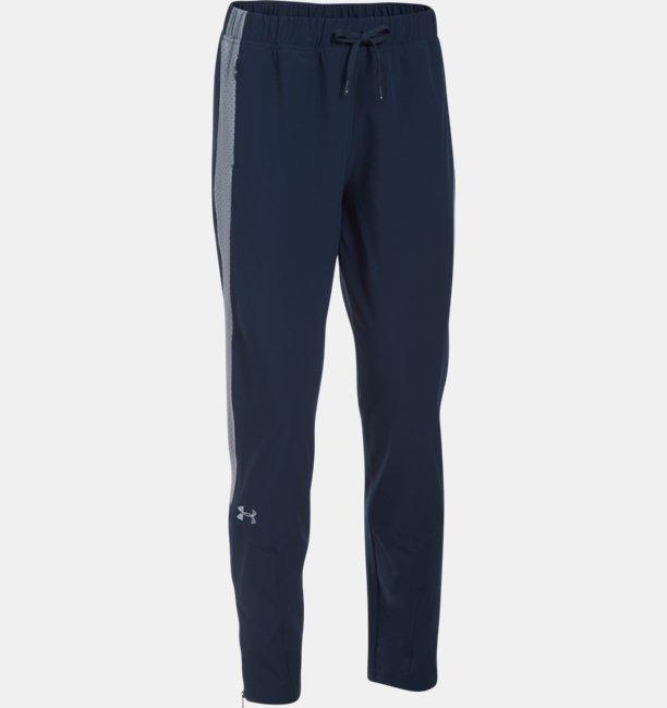 Womens UA Squad Woven Pants