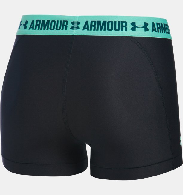 Womens UA HeatGear® Armour Shorty