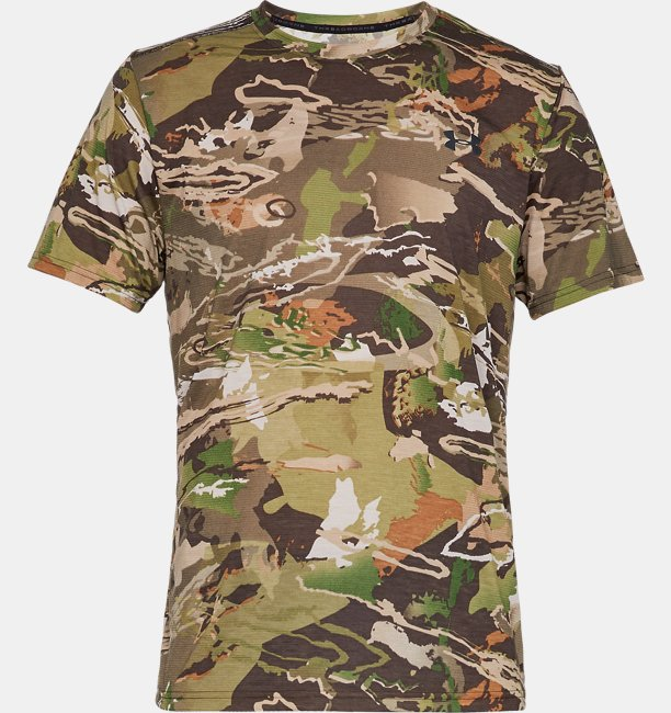 Mens UA Threadborne™ Early Season Short Sleeve T-Shirt