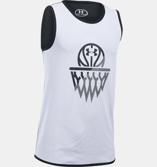 Boys UA Select Tank