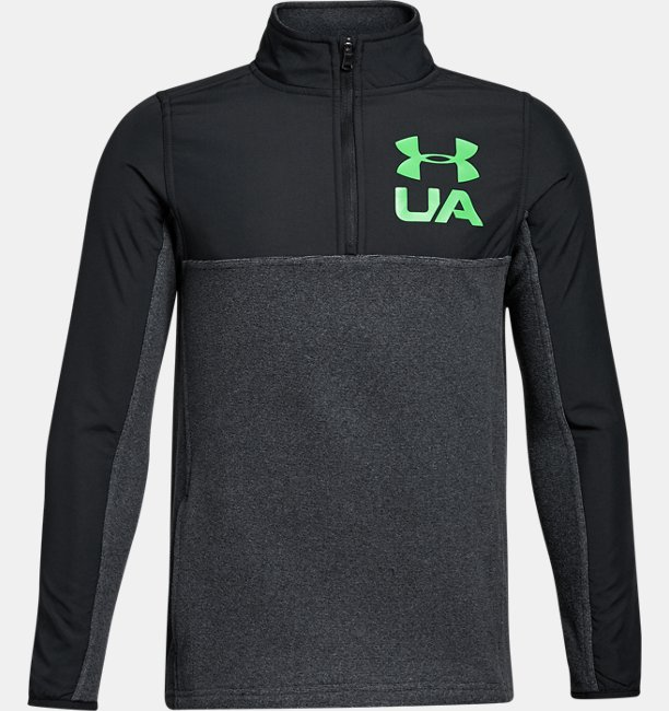 Boys UA Phenom ¼ Zip