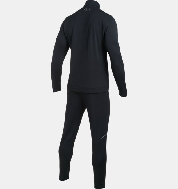 Mens Challenger Knit Warm-Up Tracksuit