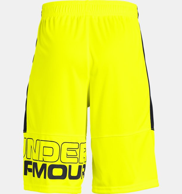 Boys UA Stunt Shorts