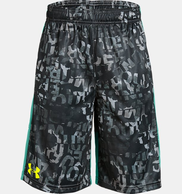 0401f6342 Boys' UA Stunt Printed Shorts | Under Armour PH