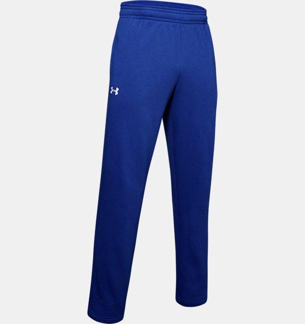 Mens UA Rival Fleece 2.0 Team Pants