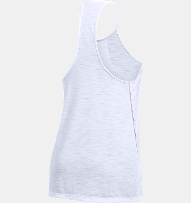 Womens UA Threadborne™ High Neck Tank
