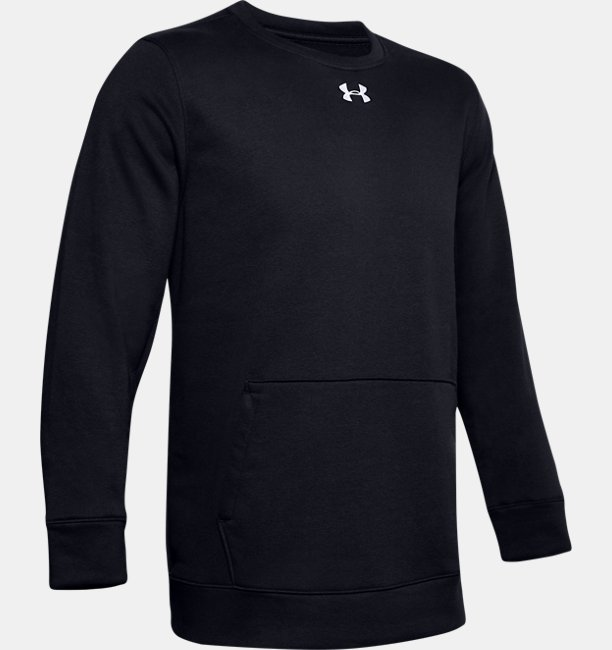 Camiseta UA Rival Fleece 2.0 Team para Hombre