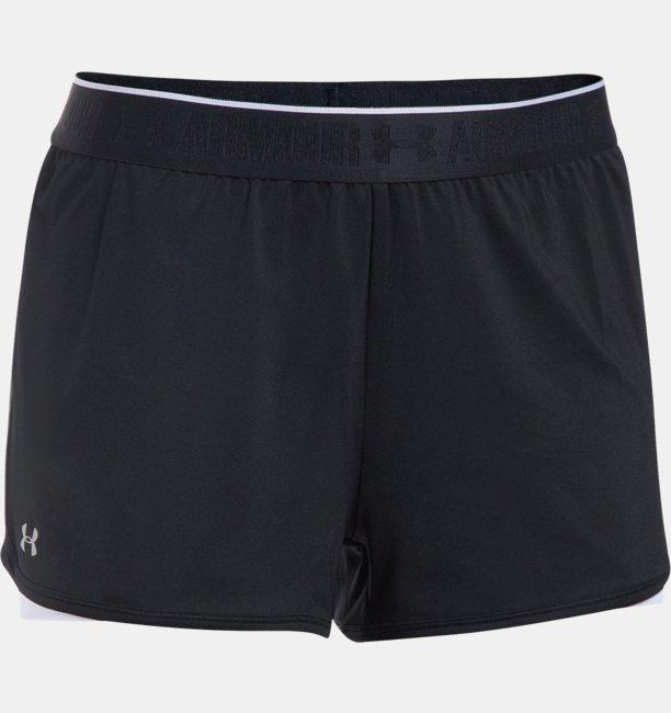 Shorts 2 em 1 HeatGear® Armour Feminino