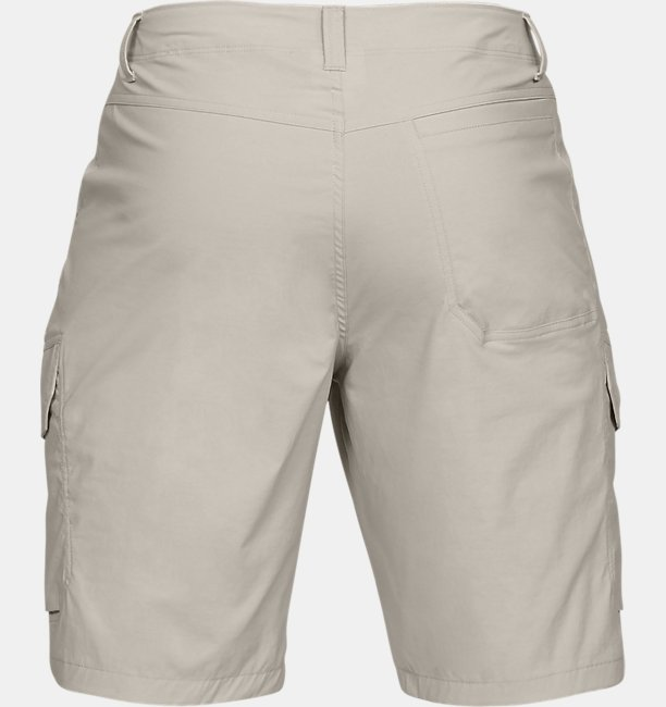 Mens UA Fish Hunter Cargo Shorts