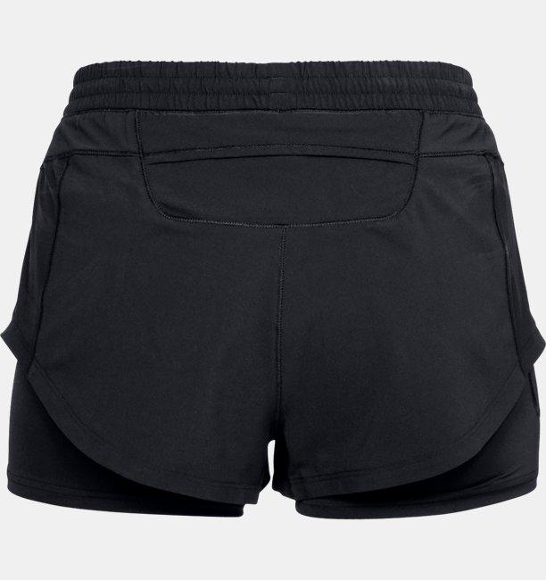 Shorts 2 em 1 UA Define The Run Feminino