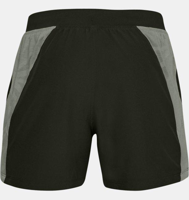 Mens UA Speedpocket Swyft 5 Shorts
