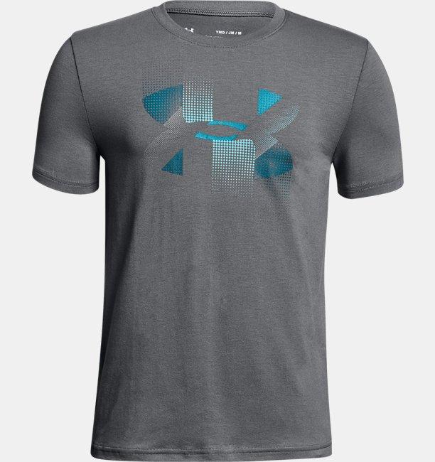 Boys UA Rapid Logo T-Shirt