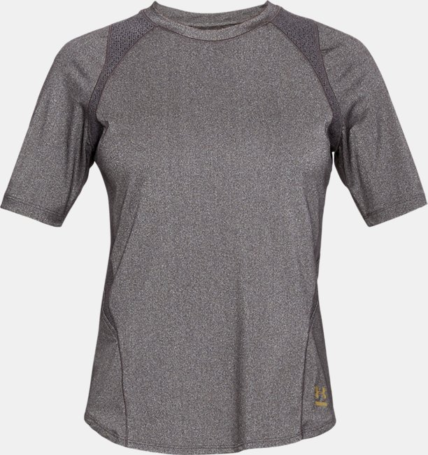 Womens UA Perpetual Short Sleeve