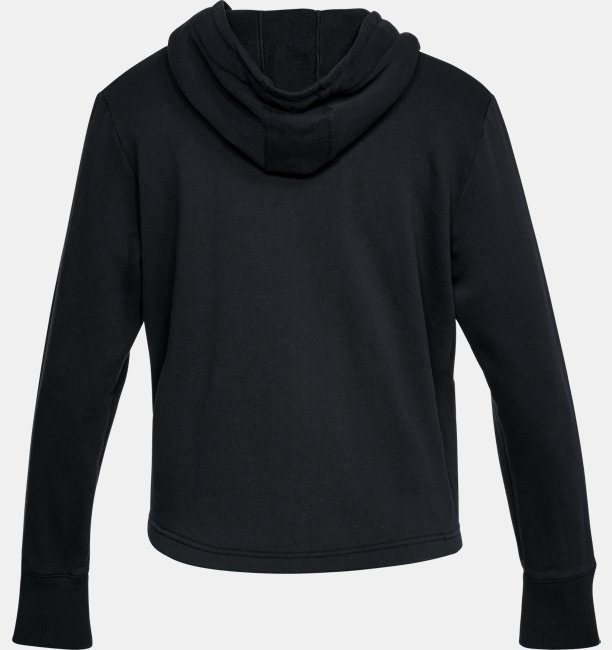 Womens UA Favorite Fleece Full Zip Hoodie