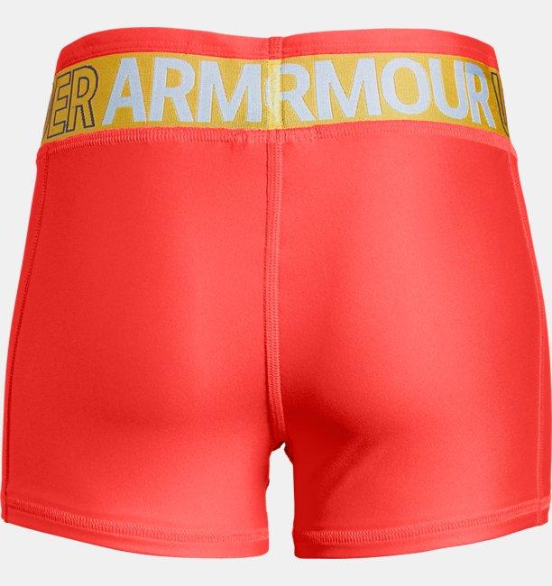 Girls HeatGear® Armour Shorty