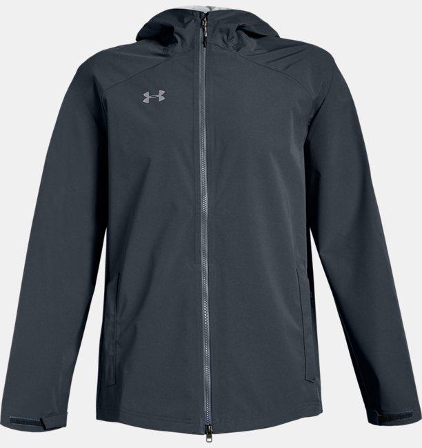 Mens UA Storm Rain Jacket