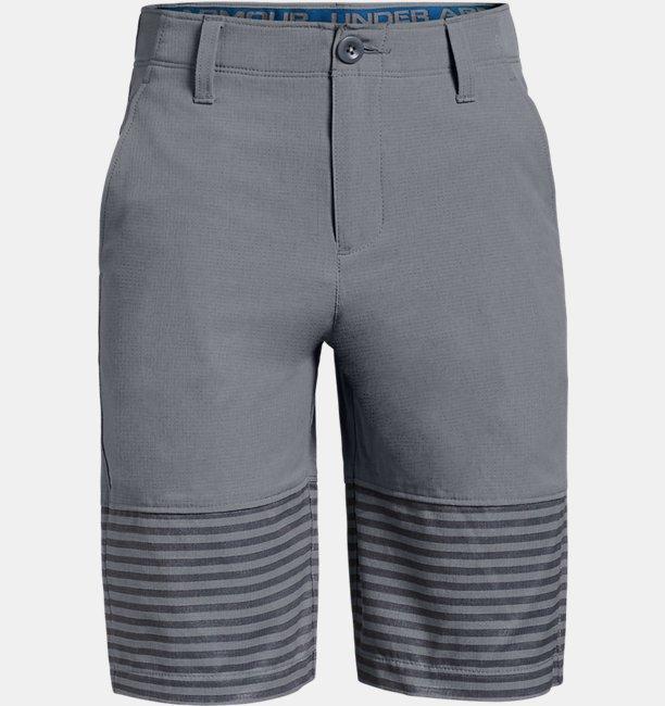 Boys UA Match Play Vented Shorts