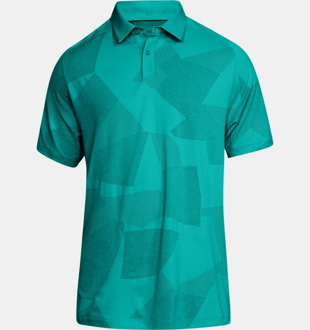 Mens UA Threadborne Limitless Polo