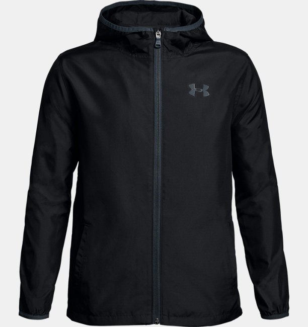 Boys' UA Sackpack Jacket