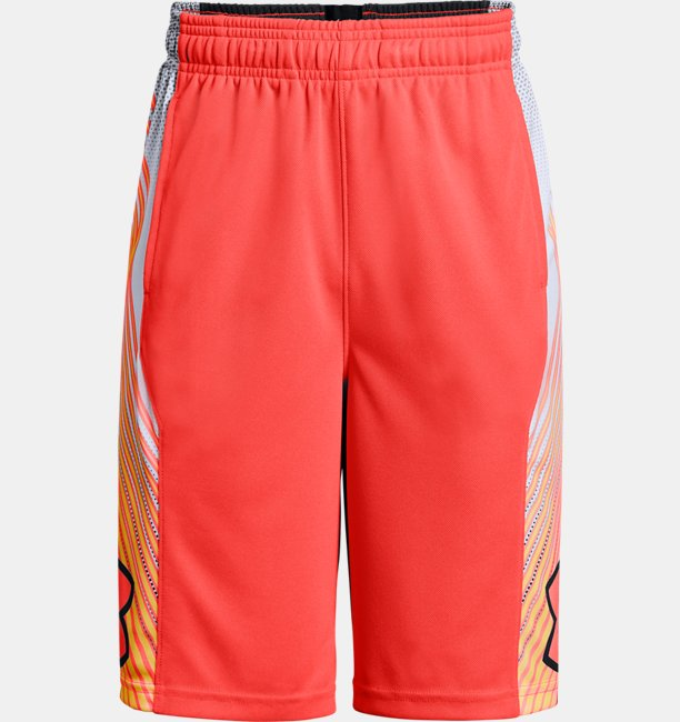 Boys UA Space the Floor Shorts