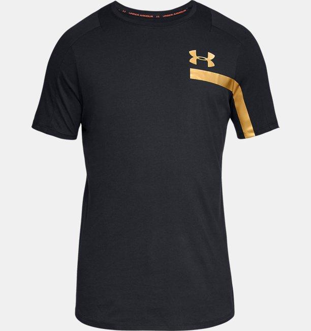 Mens UA Perpetual Graphic Short Sleeve