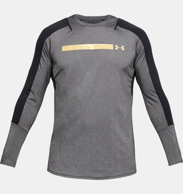 Camiseta Manga Longa UA Perpetual Fitted Masculina  65cb946060274