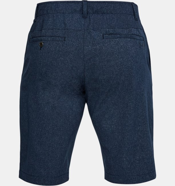 Short UA Showdown Vented Tapered pour homme