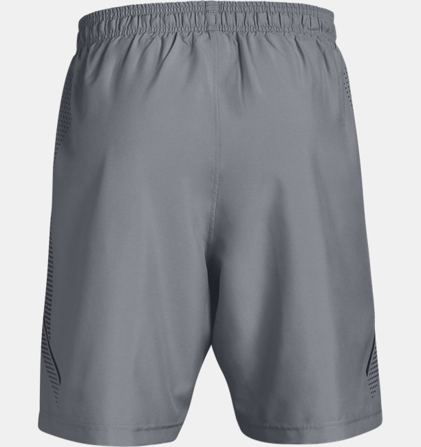 Mens UA Woven Graphic Shorts