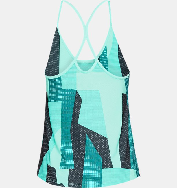 Womens UA Speed Stride Printed Tank