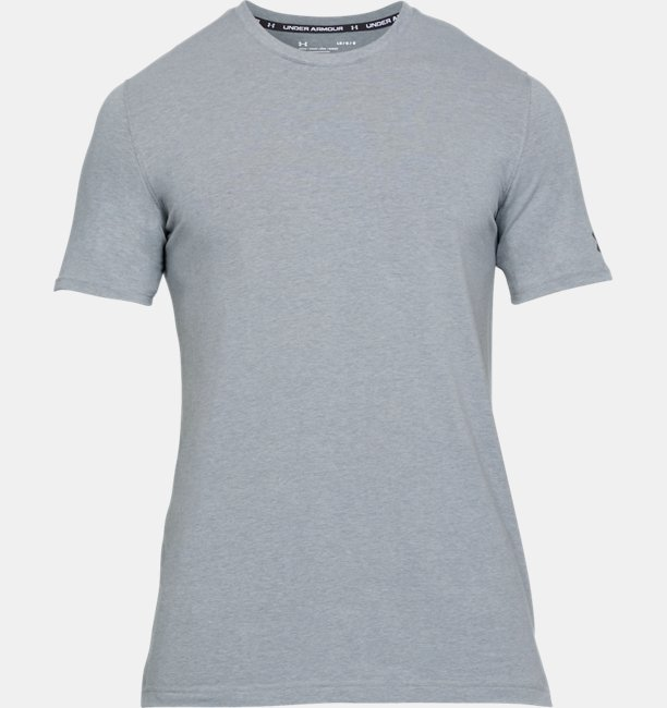 Mens UA Baseline Long Line T-Shirt