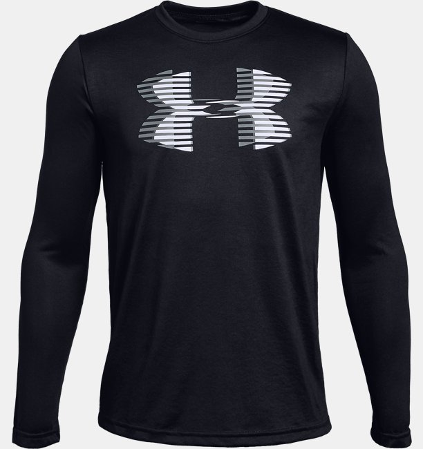 Boys UA Tech™ Big Logo Long Sleeve