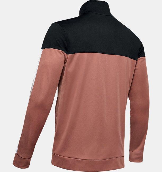 Mens UA Sportstyle Pique Jacket