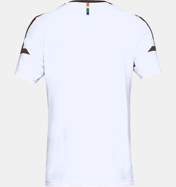 Camisa St. Pauli Replica Jersey Masculino