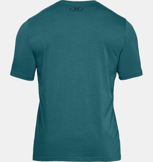 Camiseta UA Big Logo Masculina