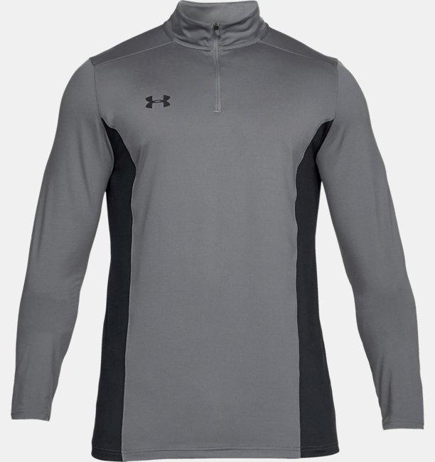남성 UA 챌린저 II 미드레이어 셔츠