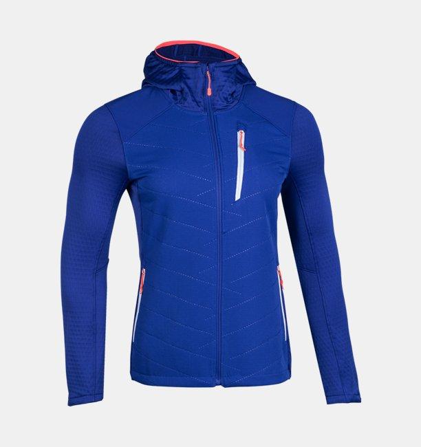 여성 ColdGear® 리액터 엑서트 재킷