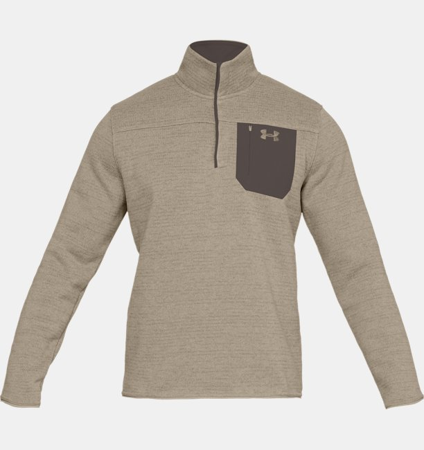 Mens UA Specialist Henley 2.0 Long Sleeve
