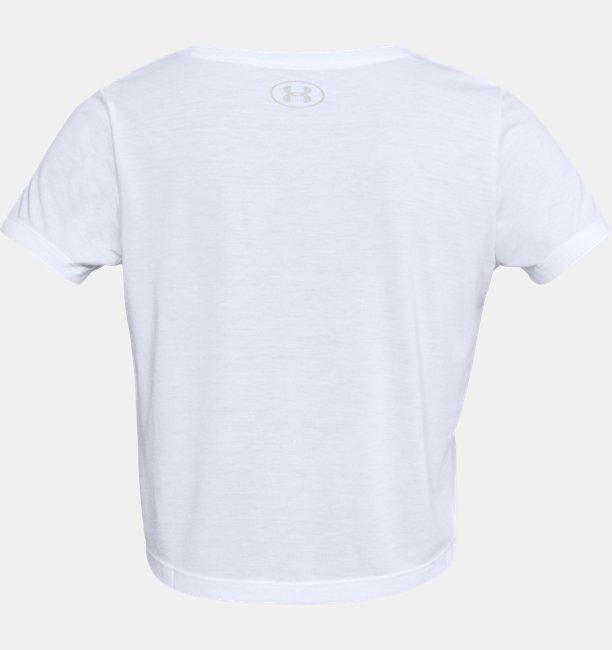 Womens UA Run Vanguard Boxy T-Shirt