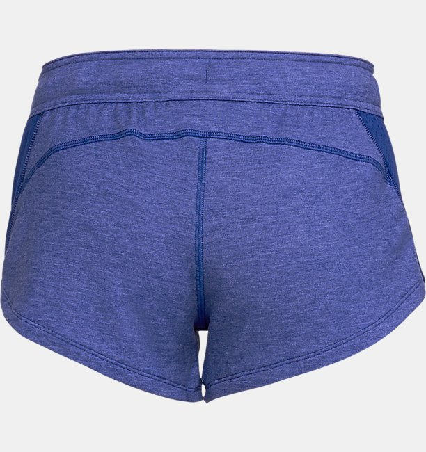 Womens UA Featherweight Fleece Shorts